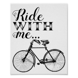 Ride with Me Poster