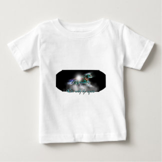 Ride with the Spirit Baby T-Shirt
