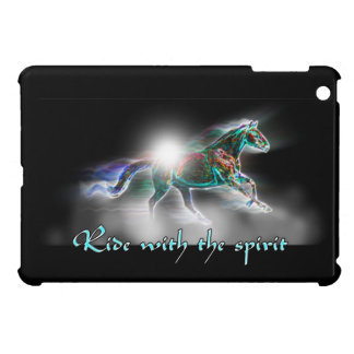 Ride with the Spirit Case For The iPad Mini