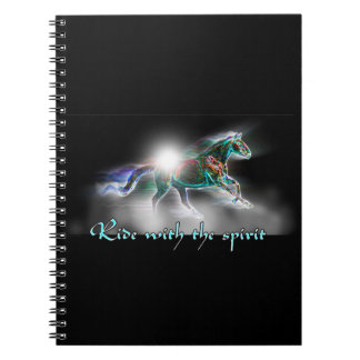 Ride with the Spirit Notebooks