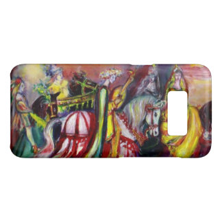 RIDERS IN THE NIGHT Fantasy Case-Mate Samsung Galaxy S8 Case