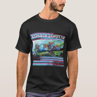 RIDERS IN THE STORM KNIGHTS TEMPLAR T-Shirt