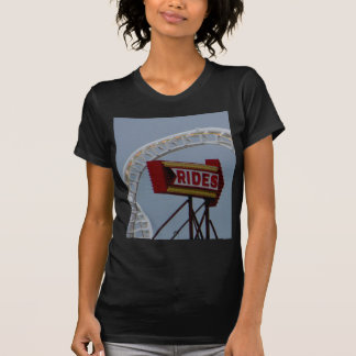 Rides and Roller Coaster T-Shirt