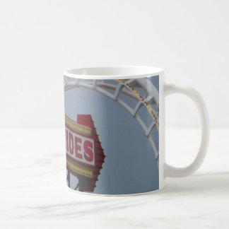 Rides and roller coasters coffee mug