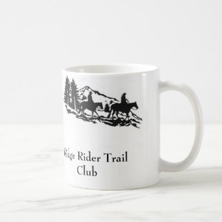 Ridge Rider Trail Club Coffee Mug
