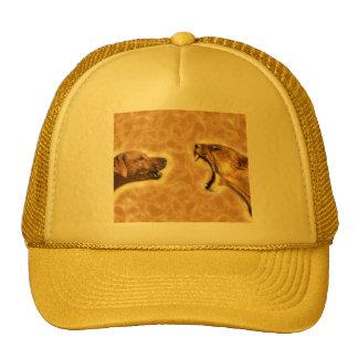 Ridgeback and Lioness Trucker Hat
