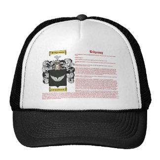 Ridgeway (meaning) trucker hat