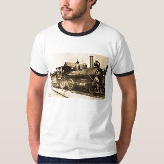 Ridin' that Train Vintage Locomotive T-Shirt