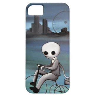 riding a trike zombie guy case for the iPhone 5