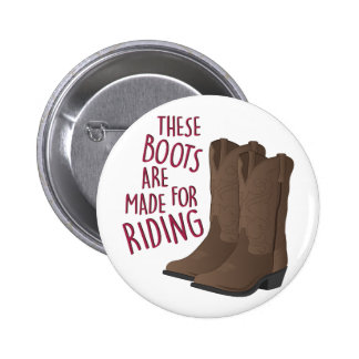 Riding Boots 2 Inch Round Button