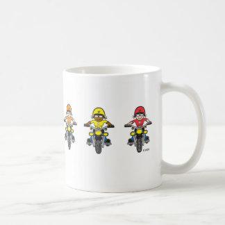 riding club full design mug