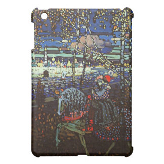 Riding Couple by Wassily Kandinsky iPad Mini Cover
