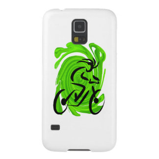 RIDING FOR GREEN CASES FOR GALAXY S5