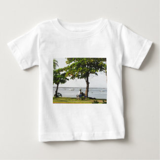 Riding in the Caribbean Baby T-Shirt