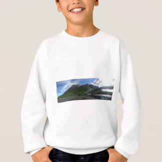Riding In The Endless Daylight Of Summer Sweatshirt