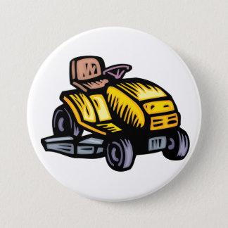 Riding Lawn Mower Button