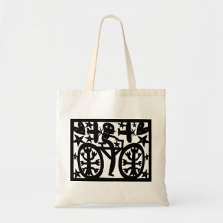 Riding My Bike In The Country On A Saturday In May Tote Bag