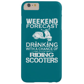 RIDING SCOOTERS BARELY THERE iPhone 6 PLUS CASE