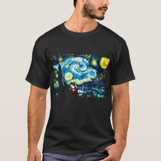 Riding Starry Night T-Shirt