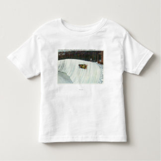 Riding the Whiteface Curve Toddler T-shirt