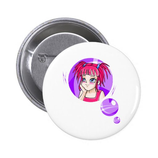 Rie Pinback Buttons