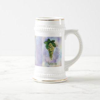 Riesling Wine Grapes Mug