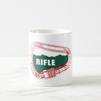 Rifle Climbing Carabiner Coffee Mug