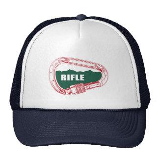 Rifle Climbing Carabiner Trucker Hat