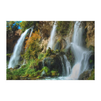 Rifle Falls, Colorado Canvas Print