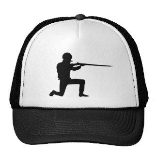 Rifleman Trucker Hats