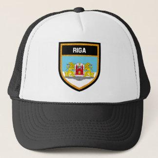 Riga Flag l Trucker Hat