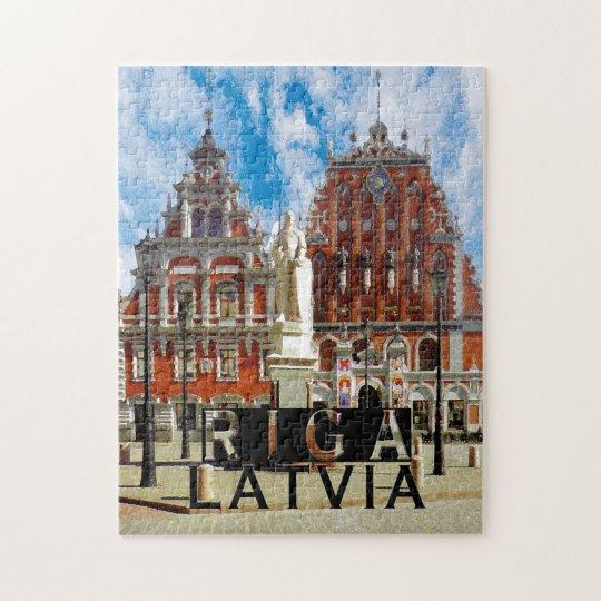 Riga Jigsaw Puzzle