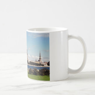 Riga (panoramic view) coffee mug