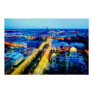 Riga Poster