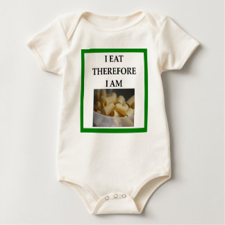 rigatoni baby bodysuit