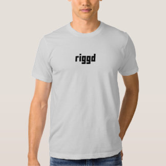riggd tee shirt