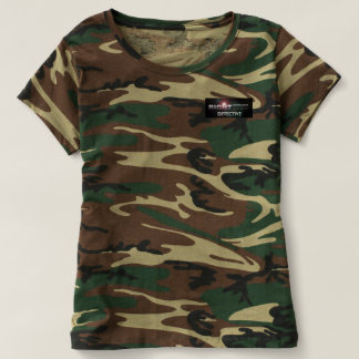 Right Behind Camo T-shirt