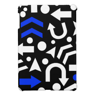 Right direction - blue case for the iPad mini