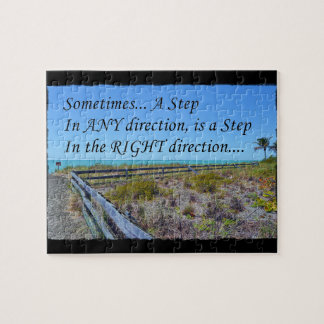 Right Direction Jigsaw Puzzle
