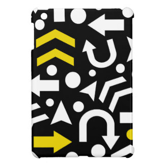 Right direction - yellow iPad mini cases