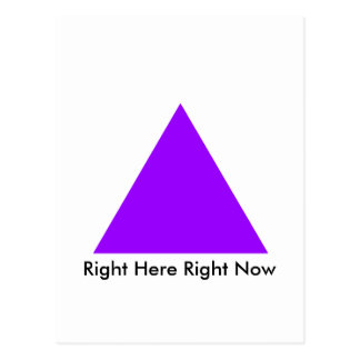 Right Here Right Now The MUSEUM Zazzle Gifts Postcards