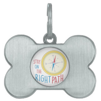 Right Path Pet ID Tags