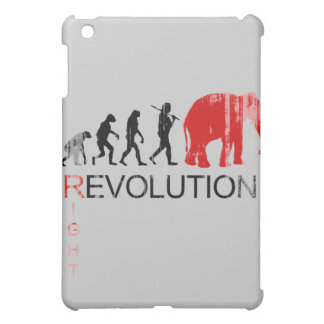 RIGHT REVOLUTION Faded.png iPad Mini Cover
