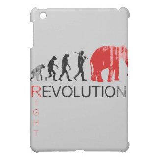 RIGHT REVOLUTION Faded png iPad Mini Cover