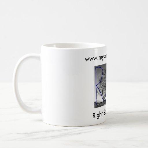 Right Side of the Bush Mug