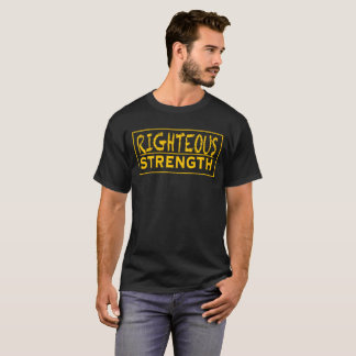 Righteous Strength Logo T-Shirt
