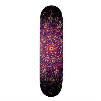 RightOn Abstract Skateboard