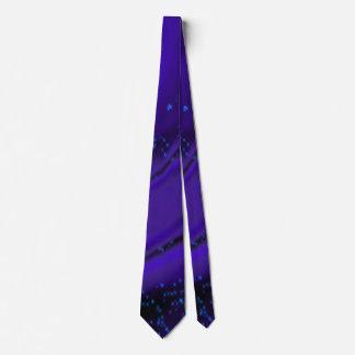 Rigid (blue) tie
