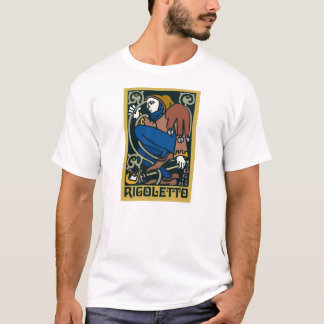 Rigoletto, Opera T-Shirt
