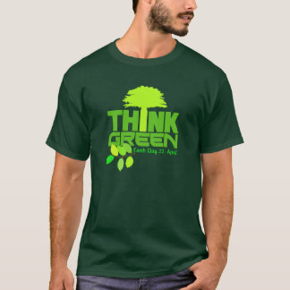 Riia's Designs / Think Green shirt